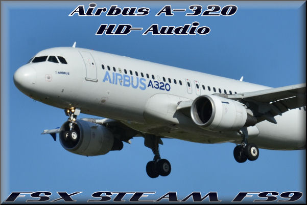Airbus A-320 HD-Audio