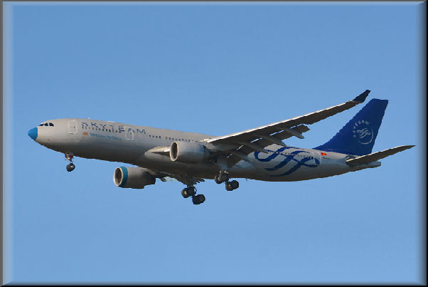 Airbus A-330 R.W.A. Version 2.0
