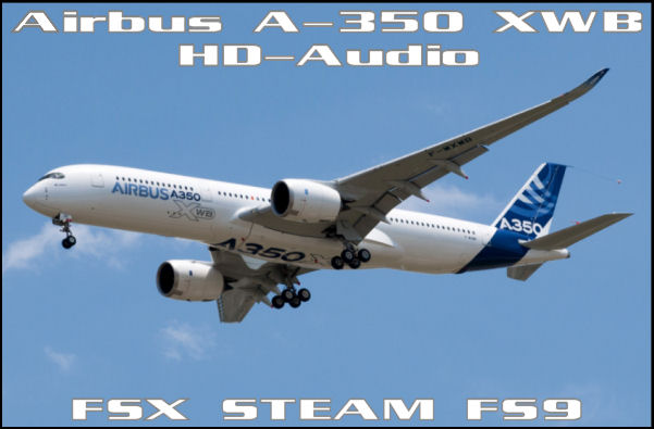Airbus A-350/XWB HD-Audio