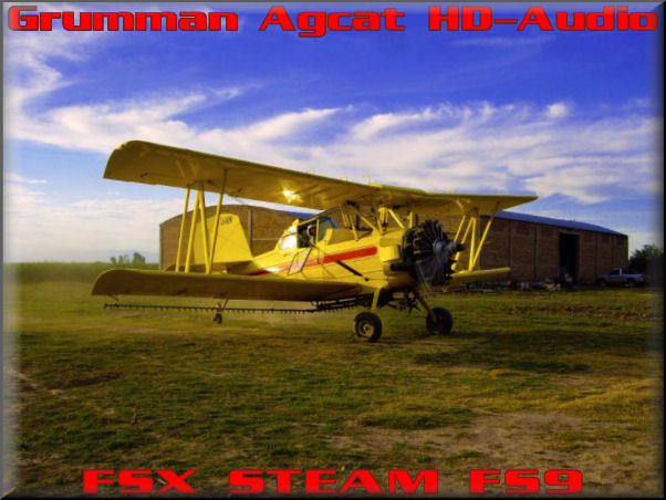 Grumman AgCat HD-Audio