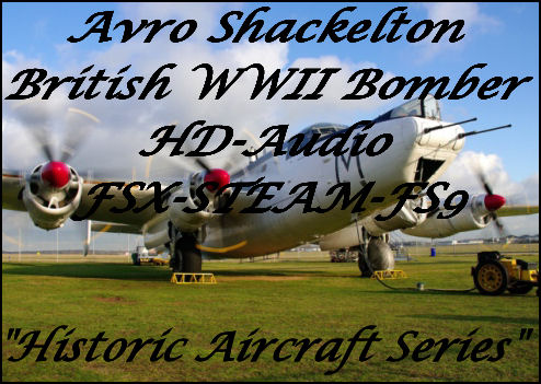Avro Shackleton HD-Audio