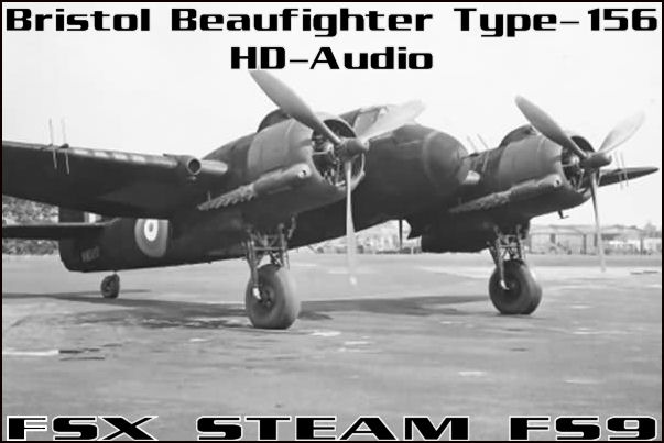 Bristol Beaufighter HD-Audio