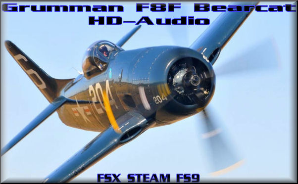 F8F Bearcat HD-Audio