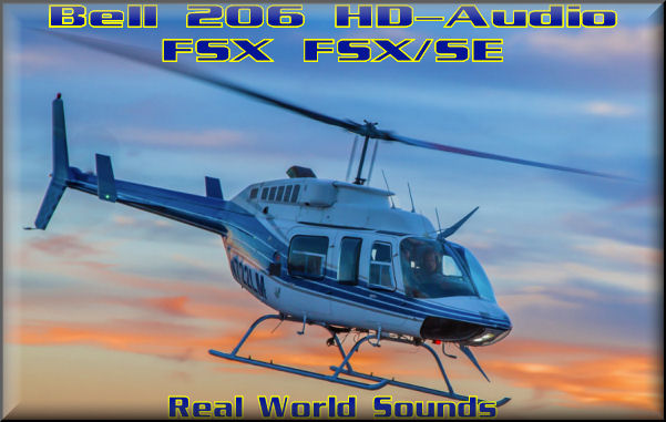 Bell 206 HD-Audio