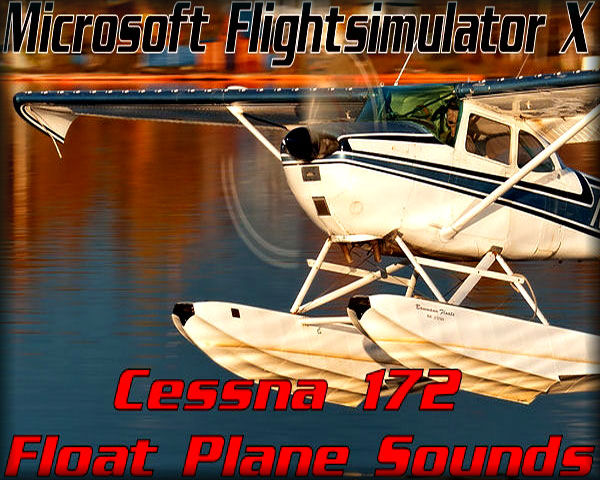 Cessna-172II Float HD-Audio