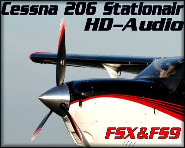C206/C210 HD Audio FSX&FS9