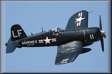 Vought F4U Corsair Real World Audio