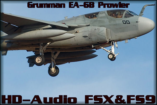 Boeing B-52 Bomber HD-Audio, Skysong Soundworks