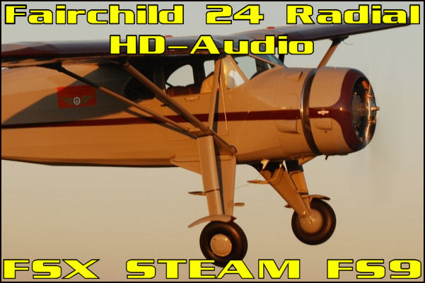 Fairchild 24 Radial HD-Audio