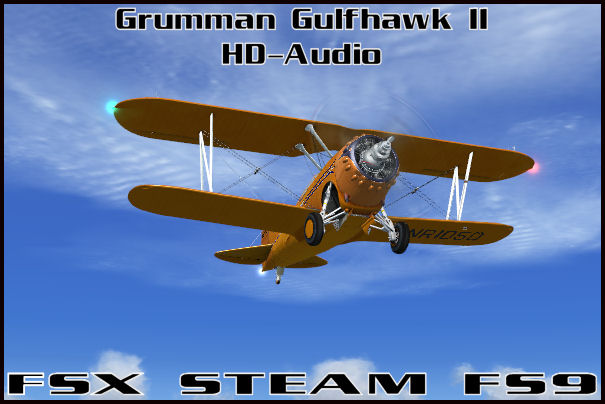 Grumman Gulfhawk II HD-Audio