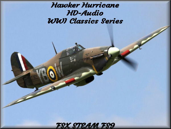 Hawker Hurricane HD-Audio