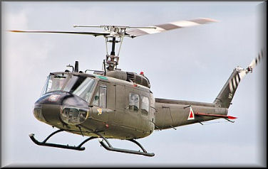Bell UH-1 Iroquois R.W.A.