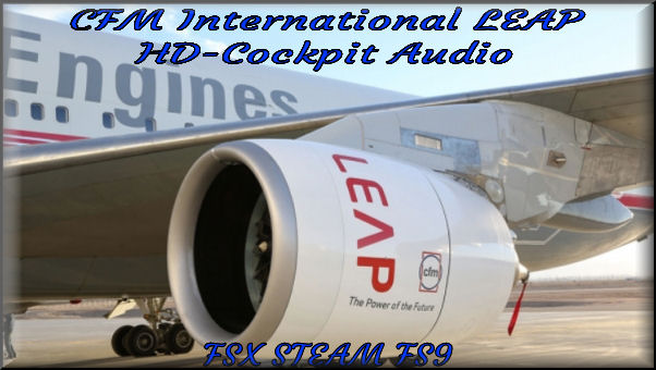 CFM Leap Engine HD-Audio
