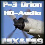 Lockheed P-3 Orion HD-Audio