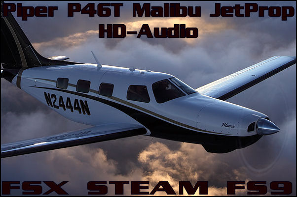 Piper PA46 JetProp HD-Audio