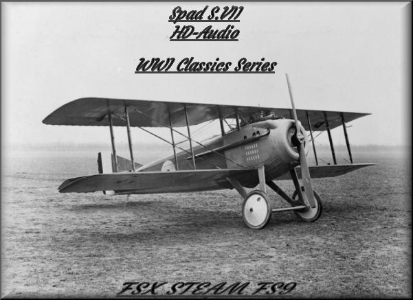 Spad S.VII HD-Audio
