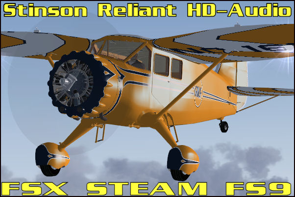 Stinson Reliant HD-Audio