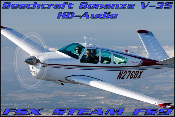 Beechcraft Bonanza V-35 HD-Audio