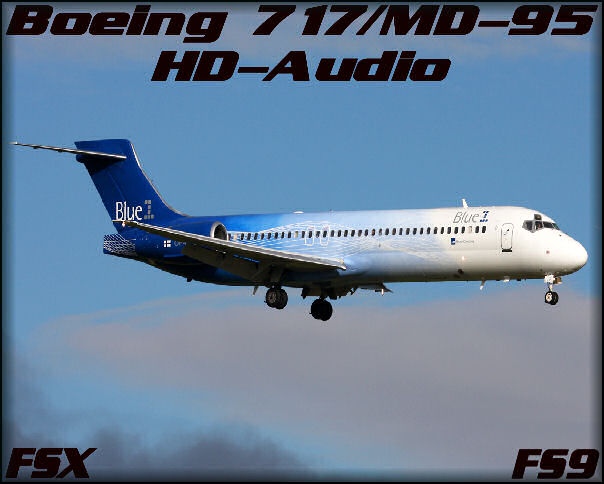 Boeing 717/MD-95 Sound Set