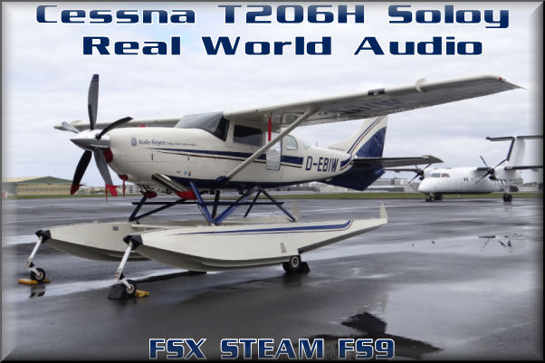 Cessna T206H Real World Audio
