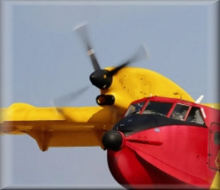 CL-415 Water Bomber R.W.A.